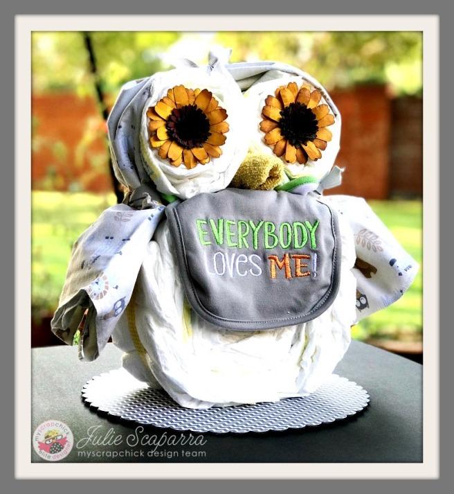 Owl Diaper