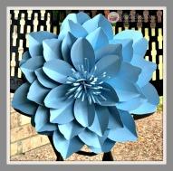 MSC - Dahlia Blue
