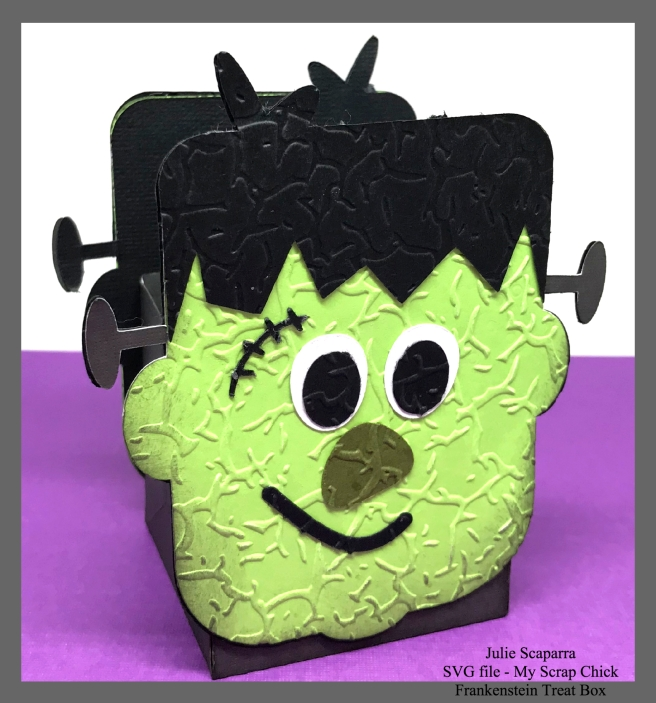 MSC-Frankenstein Treat Box
