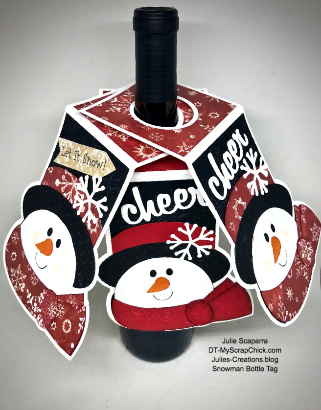 MSC-Snowman Bottle Tag1
