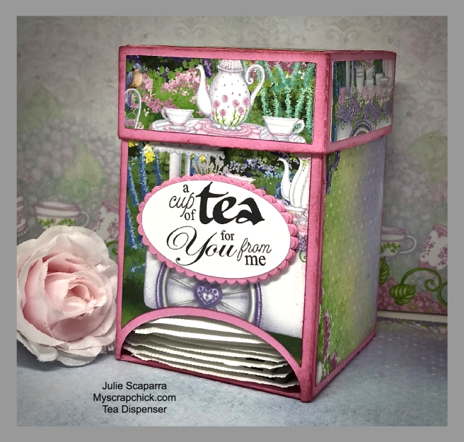 MSC-Tea Dispenser